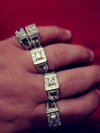 Sterling silver rings .925 Miami Lakes