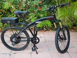Prodeco Phantom X2 Folding Electric Bicycle