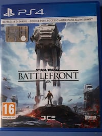 Star wars Battlefront ps4 Roma, 00181