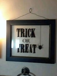 Glass trick or treat picture  Austintown