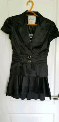 Blk 2 piece jacket and skirt from Costa Blanca  Newmarket, L3Y