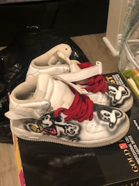Air Force 1 Mid Size 10 Mickey Mouse Inglewood, 90301