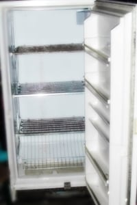 Deep Freezer Kenmore Stand Up WORKS!! Anderson