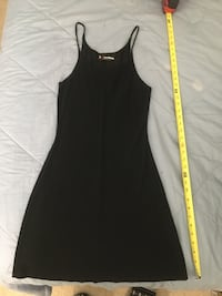 Black stretchy dress probably size 6-8 Rockville, 20850