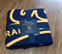 Limited Production Polo Ralph Lauren Throw Austin, 78746