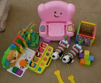 baby's assorted-color learning toy lot Woodbridge, 22191