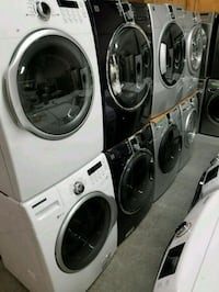 SSTACKABLE WASHER & DRYER SETS FROM $700 Toronto, M9W 5X8