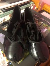 Toddler tap shoes size 11 1/2  Uniondale, 11553