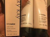 Mary Kay Timewise night lotion boxes Landover Hills, 20784