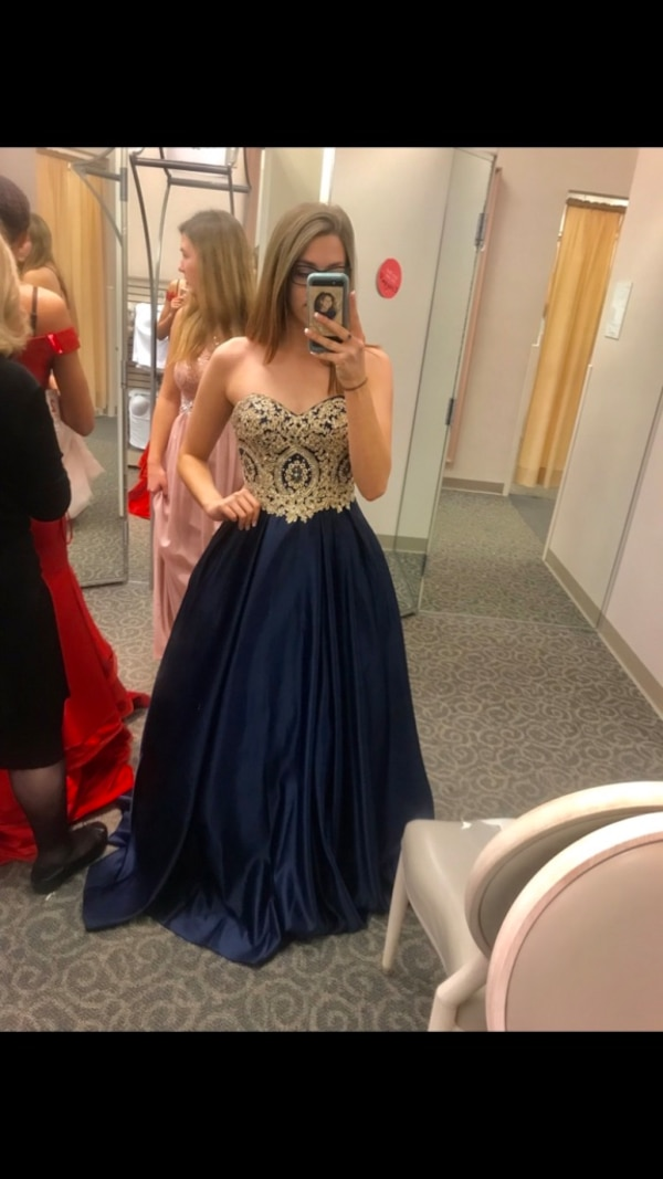 04061b1750e Used Prom dress for sale in Galloway - letgo