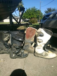 DIRT BIKE BOOTS Pittsburg, 94565