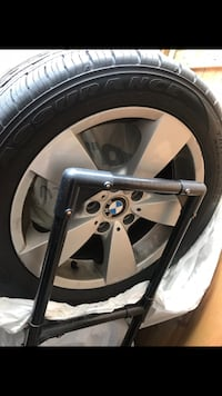 Goodyear All Weather Tires on BMW Rims 3714 km