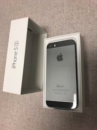 Space gray iphone 5s with box San Jose, 95112