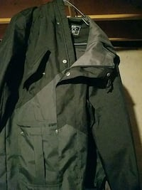 gray and black zip-up jacket Janesville, 53546