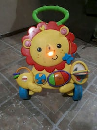 Fisher-Price lion activity walker Winnipeg, R3E 1Z6