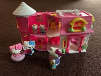 Hello Kitty Playset Los Angeles, 91352
