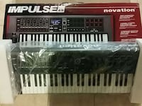 Impulse novation electronic keyboard Clifton