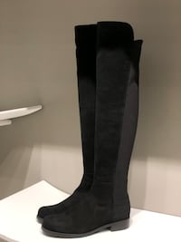 black suede knee high boots Mississauga, L5B 0A1