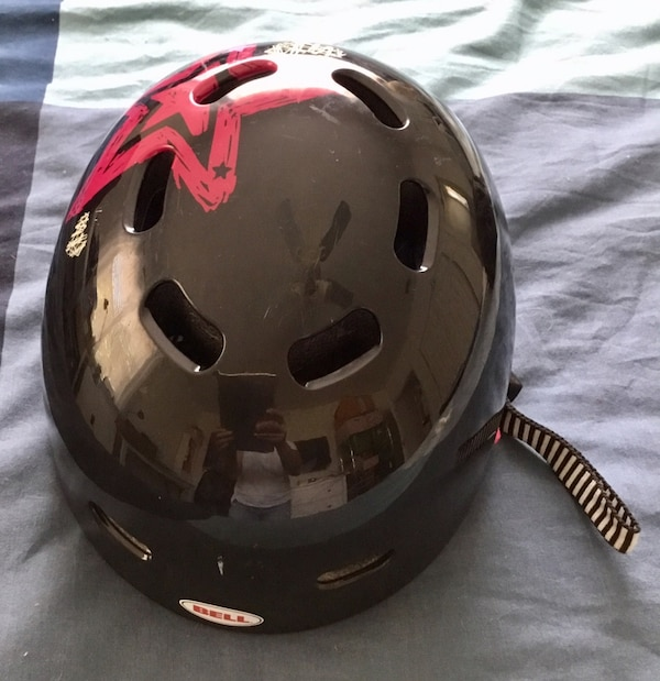 Bell Bike Candy Unisex Cycling Helmet size 53-56 cm, 7/10 inches !