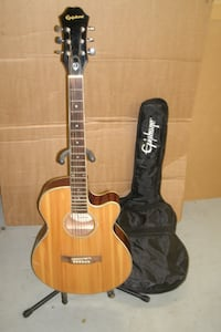 Epiphone Guitar & Gig Bag