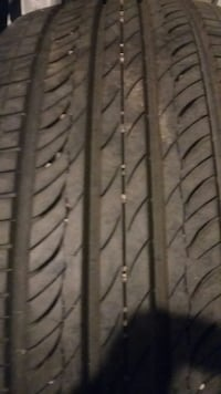 3 hankook p215 45 r 17 tires, barely used