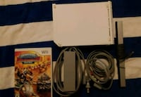 Wii console with Skylanders set, game and poster  Bay Shore