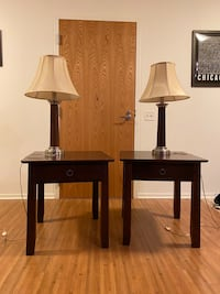 furniture set for $100 (coffee table & side tables)