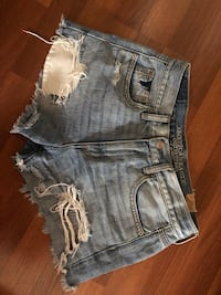 American Eagle Outfitters high rise festival shorts Coquitlam, V3B 6W9