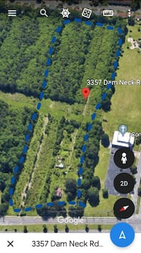 Best Bargains Realistate for sale 13 acres Virginia Beach