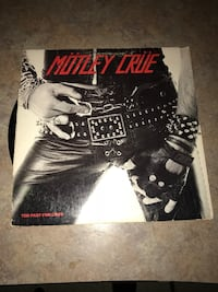 Motley Crue Album Denver, 80229