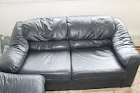 Two seater Pure leather sofa Toronto