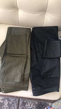 H&M leather trousers BNWOT  New Westminster, V3L