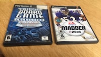 two Nintendo DS game cases Kendall Park, 08824