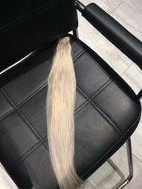 Human hair extensions tape in permanent amazing