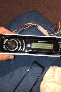Radio head unit. Comes as is. Baltimore, 21212