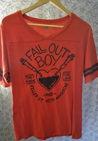 Fall Out Boy concert tee by Soffe Windsor