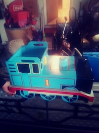 Thomas the Train wooden toy chest Fortville, 46040