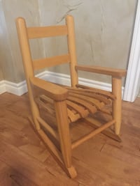 Rocking chair all wood  536 km