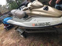 white and black personal watercraft Pensacola