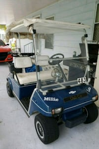 Golf Cart - Club Car - 6 Batteries North Fort Myers, 33903
