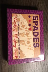 2 deck of playing spades Stockton, 95203