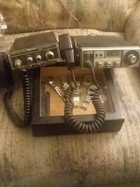Two cb radios for sale