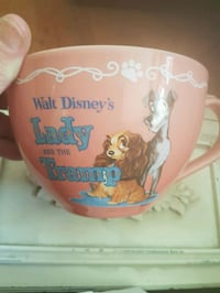 lady and the tramp collector cup  Whitby, L1N 8X2