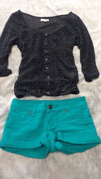 Entire outfit for was $10 now $5 from Forever 21 Surrey, V3S 7Y7