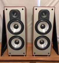 Paradigm Monitor 5 v.2 High Definition Speakers Cambridge, N1T 1T8