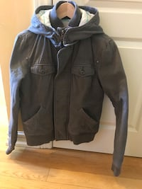 Woman's Large Grey TNA Jacket Toronto, M1G 3B6
