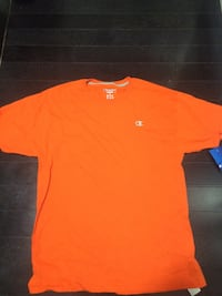 Champion Solid Orange Shirt Oshawa, L1L 1C7