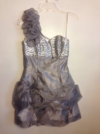 Girls/ women's party dress - very good condition
