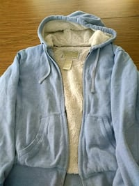 hoodie fleese line size 14 green tea d d Oklahoma City, 73159