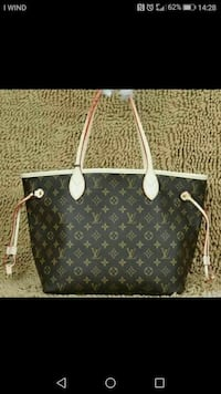Immagine di Louis Vuitton Monogram Canvas tote bag